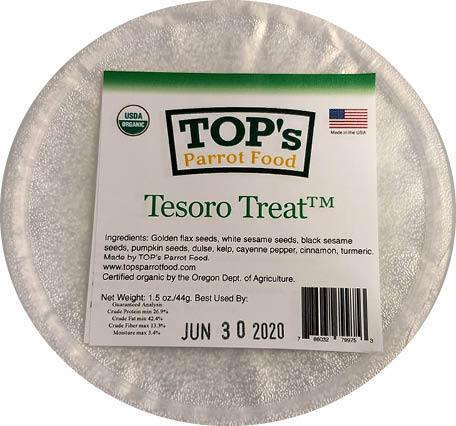 TOP's Tesoro Treat
