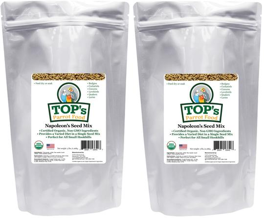 TOP's 5 lb. Napoleon Seed Two-Pack